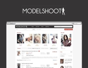 Социальная сеть для фотографов и моделей